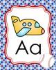 Baseball Alphabet Posters A - Z