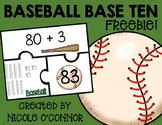 Baseball Base Ten Freebie!