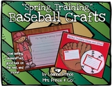 Baseball Crafts!