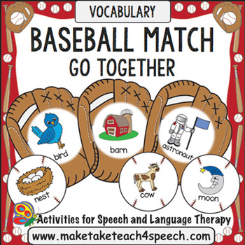 Baseball Match - Go Together