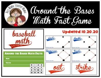 Baseball Math Facts