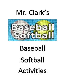 Baseball, Softball, and Striking Activities