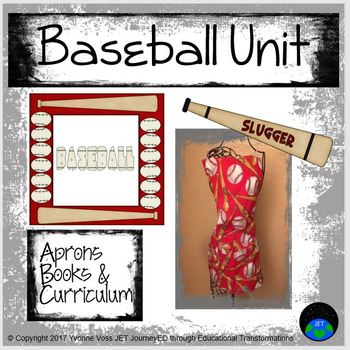 Baseball Unit (Literacy and Math Activities)