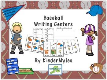 Baseball Writing Centers