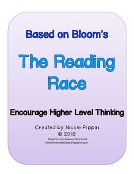 Based on Bloom's Reading Game