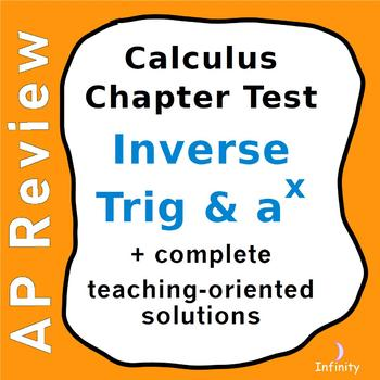 Bases Other Than e, Inverse Trig - Derivatives & Integrals