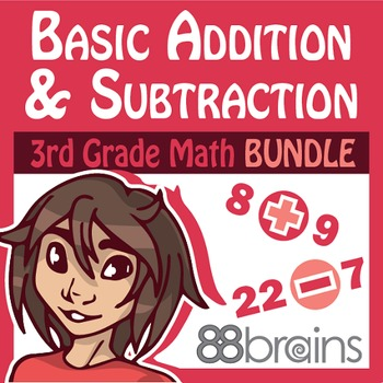 Basic Addition and Subtraction Bundle (CCSS)