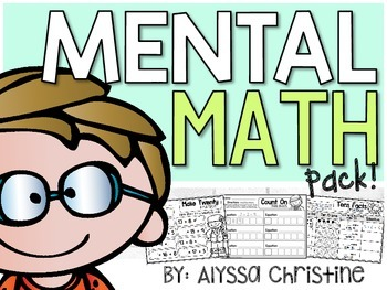 Mental Math Pack [Addition & Subtraction]