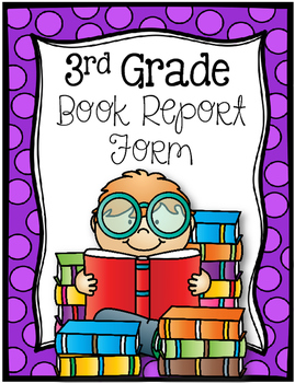 Basic Book Report Form