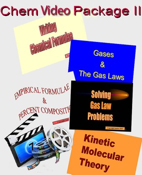Basic Chemistry Video Package 2
