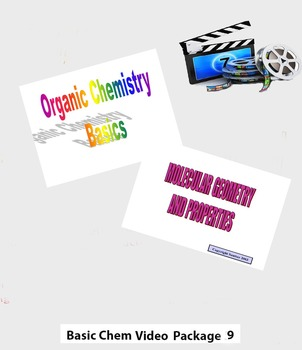 Basic Chemistry Video Package 9