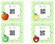 Basic Division QR Code Task Cards (Apple Themed)