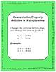 Basic Math Properties