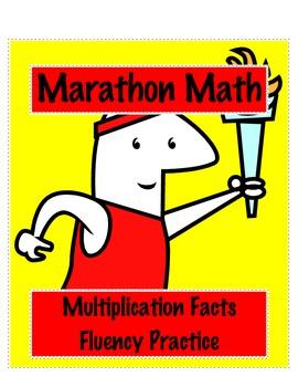 Multiplication Facts:  Marathon Math