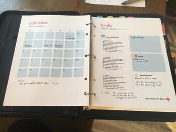Basic Organizer (Private Practice Version)