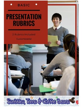 Basic Presentation Rubric