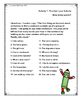 Sentence Writing- K and 1st Grade - Instruction & Workshee