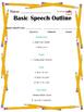 Basic Speech Writing Lesson