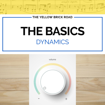 Basics of Dynamics