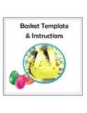 Basket Template and instructions