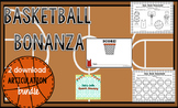 Basketball Bonanza Articulation BUNDLE