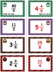 Basketball Bonanza Game Cards (Improper Fractions to Mixed