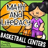 Basketball Centers: Math and Literacy