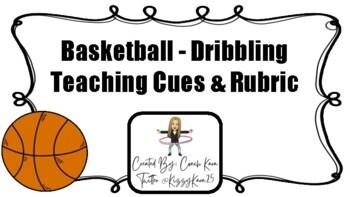 Basketball Dribbling Rubric (GPE & APE)