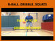 Basketball Exercise Warm Up