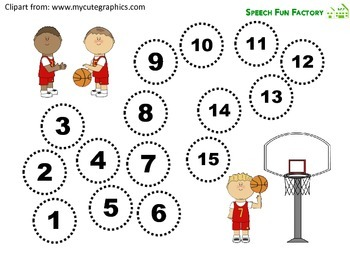 Basketball Fun Game - Reward
