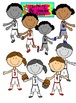 Basketball Kids for Personal or Commercial Use