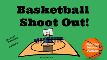 Basketball Shoot Out! (English and Spanish Version)