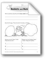 Baskets and Bunnies (Thinking Skills)