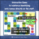 Bass Clef: Battlin' Basses Level 2 (PowerPoint game for re