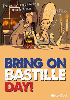 Bastille Day Resource Bundle