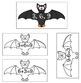 Bat ABC Order and Base 10 Activities