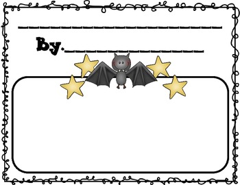 Bat Book Template
