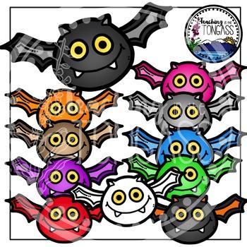 Bat Clipart Bundle