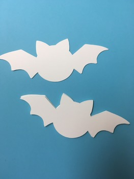 Bat Diecuts