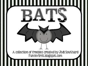 Bat Freebies
