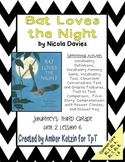 Bat Loves the Night Activities 3rd Grade Journeys: Unit 2,