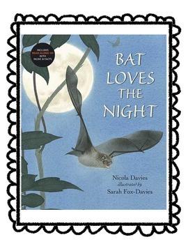 Bat Loves the Night Focus Wall