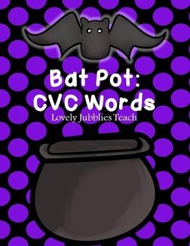 Bat Pot: CVC Words