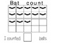 Bat Ten Frames Numbers 1-20