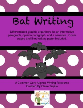 Bat Writing