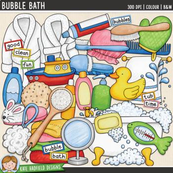 https://www.teacherspayteachers.com/Product/SeptTpTClipLove-Bath-Time-Clip-Art-Bubble-Bath-2785583