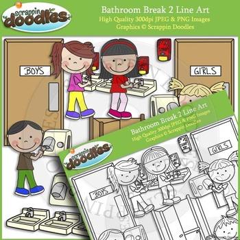 Bathroom Break 2