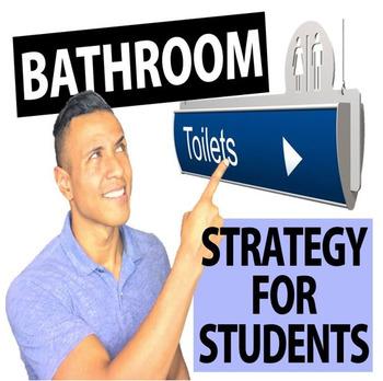 Bathroom [Hall] Ticket Templates