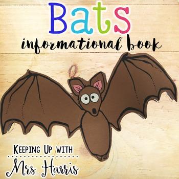 Bats Interactive Book