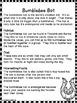 Bats Informational Texts: Main Idea, Comprehension Questio